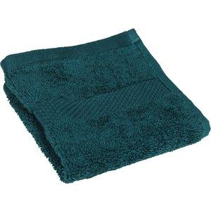 The Linen Yard Loft Combed Cotton 4 Pack Face Cloth Teal Loft/t01/tea Bathrooms & Accessories, Teal
