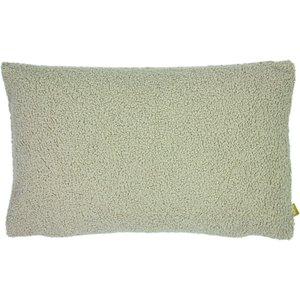 Furn. Malham Fleece Rectangular Cushion Latte Malham/3cc/latte Living Room, Latte