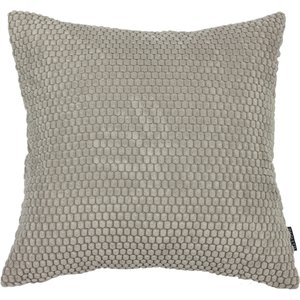 Paoletti Milan Geometric Woven Cushion Dove Milan/cc2/dov Living Room, Dove