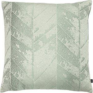 Ashley Wilde Myall Jacquard Cushion Celadon/eau De Nil Myall/cc3/ceed Living Room, Celadon/Eau De Nil