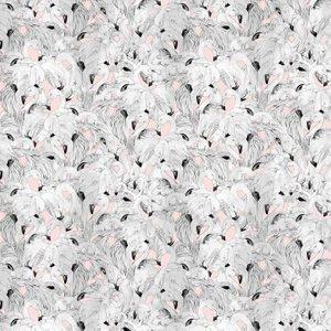 17 Patterns Wallpaper Flamingo A08-fm-01w Diy