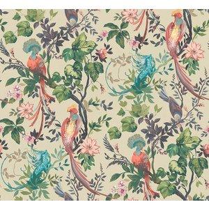 1838 Wallcoverings Mural Bird Sonnet Mural 2109-157-01 Diy
