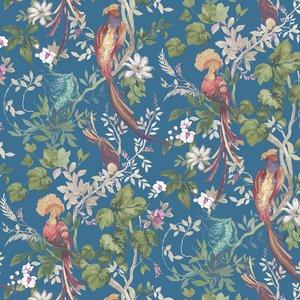 1838 Wallcoverings Wallpaper Bird Sonnet 2109-157-04 Diy