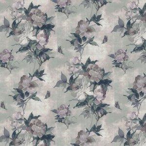 1838 Wallcoverings Wallpaper Madama Butterfly 1703-108-01 Diy
