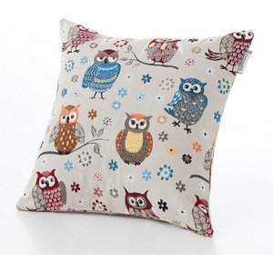 Albany Cushions Girones Funky Owl C1, Girones Funky Owl Furniture Accessories