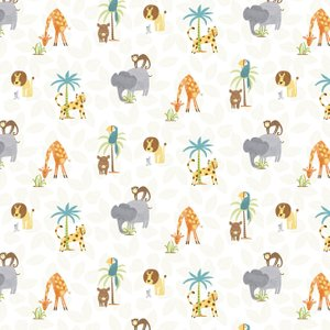 Albany Wallpaper Jungle Friends 12541 Diy