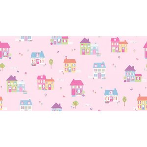 Albany Wallpapers Happy Street, Sz002133 Painting & Decorating
