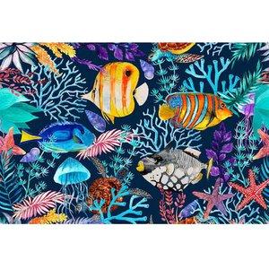 Artist Mural Underwater 119749 Diy