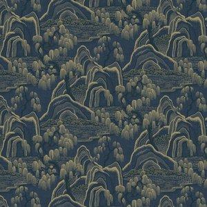 Boråstapeter Wallpaper Indigo Garden 3132 Diy