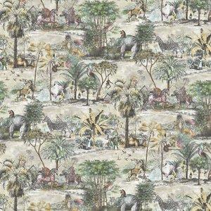Brand Mckenzie Wallpaper Animal Islands Bmtd001/04a Diy
