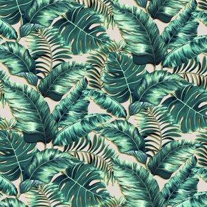Brand Mckenzie Wallpaper Banana Leaves Max Bmtd001/05b Diy