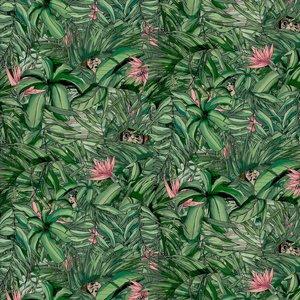 Brand Mckenzie Wallpaper Monkey Forest Bmtd001/09a Diy
