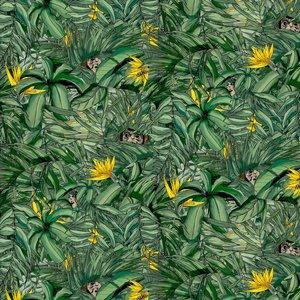 Brand Mckenzie Wallpaper Monkey Forest Bmtd001/09b Diy
