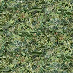 Brand Mckenzie Wallpaper Rice Terrace Standard Bmtd001/11b Diy