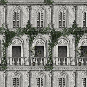 Brand Mckenzie Wallpaper The Architecture Bmtd001/12a Diy