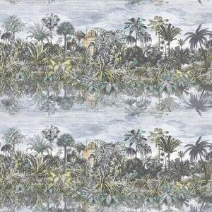 Brand Mckenzie Wallpaper Tropical Reflections Bmtd001/16b Diy