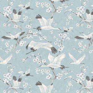 Brewers Wallpaper Crane & Blossom 33501 Diy