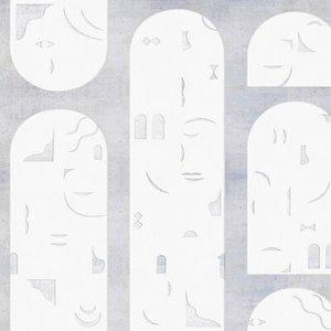 Coordonne Mural Rostros 9000020 Diy