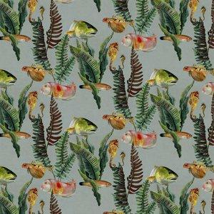 Coordonne Wallpaper Bank Of Fish 9500021 Diy