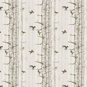 Coordonne Wallpaper Birch Trees 9500041 Diy