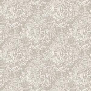 Coordonne Wallpaper Pagoda 8706574 Diy