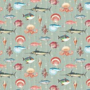 Elizabeth Ockford Wallpaper Kitts W-01013 Diy