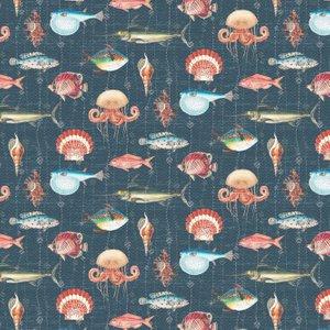 Elizabeth Ockford Wallpaper Kitts W-01014 Diy