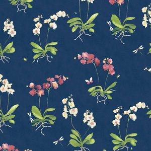 Elizabeth Ockford Wallpaper Sadie W-03063 Diy