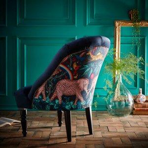 Emma J Shipley Armchair Soho Chair - Zambezi  R0008/06 Diy