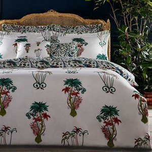 Emma J Shipley Duvet Cover Jungle Palms Duvet Cover M0021/01/db Diy