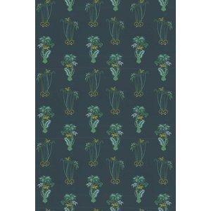 Emma J Shipley Fabric Jungle Palms Velvet F1209/01 Diy