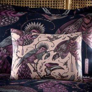 Emma J Shipley Pillowcase Audubon Boudoir Pillowcase  M2060/02 Diy