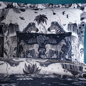 Emma J Shipley Pillowcase Lost World Boudoir Pillowcase  M2162/01 Diy