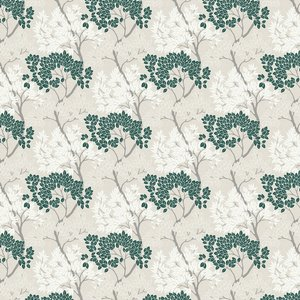 Fresco Wallpaper Lykke Tree 108279 Diy