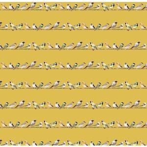 Fresco Wallpaper Tweeting 107979 Diy