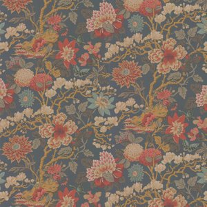 G P & J Baker Wallpaper Magnolia Bw45092/3 Diy