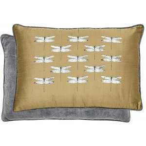 Harlequin Cushion Demoiselle Embroidered Cushion 354530 Diy
