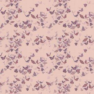 Isabelle Boxall Wallpaper Flight Of Monarchs Ib5023 Diy