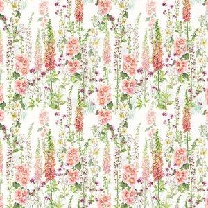 Isabelle Boxall Wallpaper Foxglove Garden Ib5019 Diy