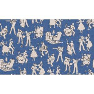 Lewis & Wood Wallpaper Go Cat Go - Gitane Lw155247 Diy