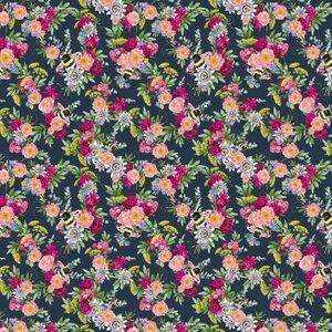 Lola Design Wallpaper Mixed Bee Wp-275mb-db Diy