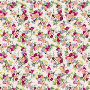 Lola Design Wallpaper Mixed Bee Wp-275mb-p Diy