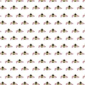 Lola Design Wallpaper Single Bee Wp-275-w Diy