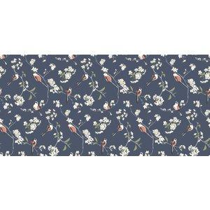 Lorna Syson Wallpaper Blossom And Bird Rspbbbnw Diy