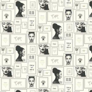 Metropolitan Stories Wallpaper Fashion 36918-2 Diy