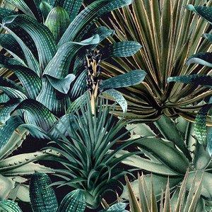 Mind The Gap Mural Lush Succulents Wp20164 Diy