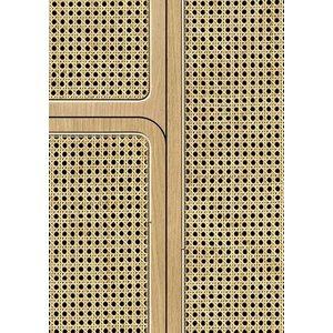 Nlxl Wallpaper Angle Webbing Vos-05 Diy