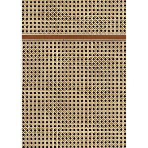 Nlxl Wallpaper Square Webbing Vos-16 Diy