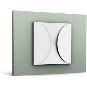 Orac Decor Art Circle 3d Panel W107 Diy