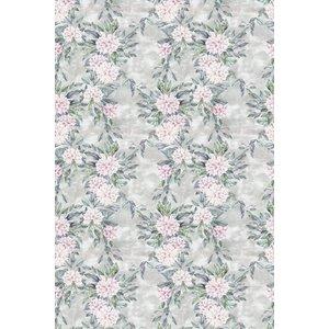 Osborne & Little Fabric Rhodora F7016/01 Diy